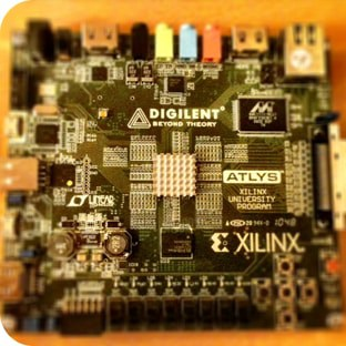 If you're looking for any Xilinx FPGA parts or boards, don't look past Direct Components Inc