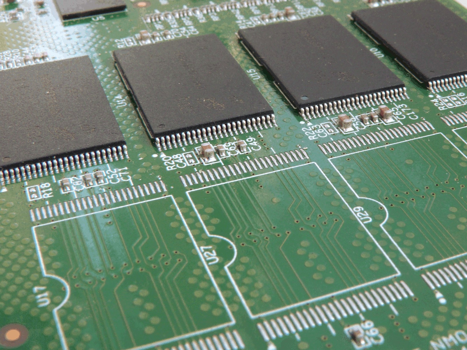 We have High Speed FPGA Parts