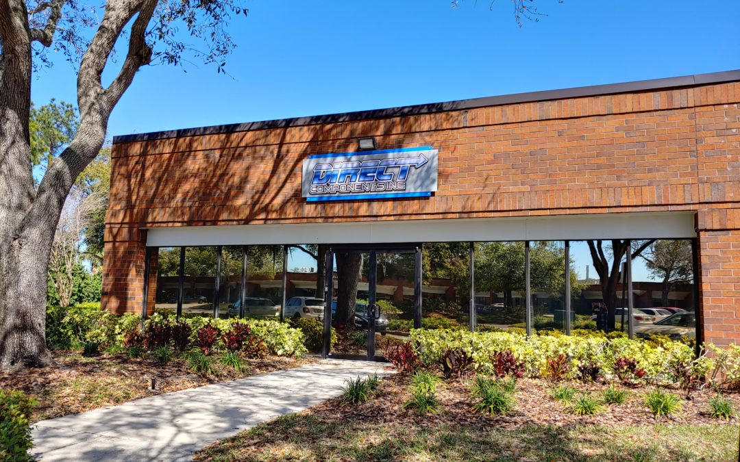 Direct Components, Inc. Re-Opens in Brand New Tampa Location